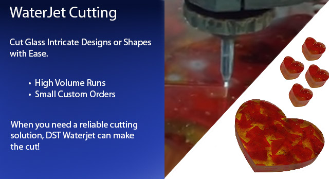 Waterjet Cutting, Waterjet Cutting Services