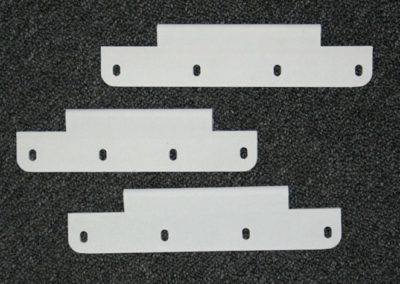 Fabric Covered Aluminum and Rubber Gaskets for Aerospace Industry