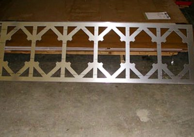 Aluminum Architectural Grating for Building